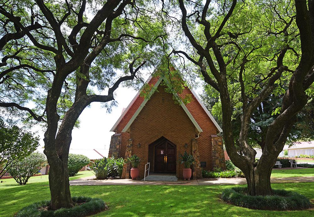 Queenshaven chapel