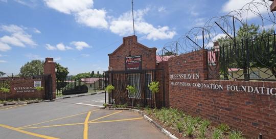 Queenshaven entrance